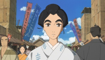 "Anime-Film ""Miss Hokusai"""