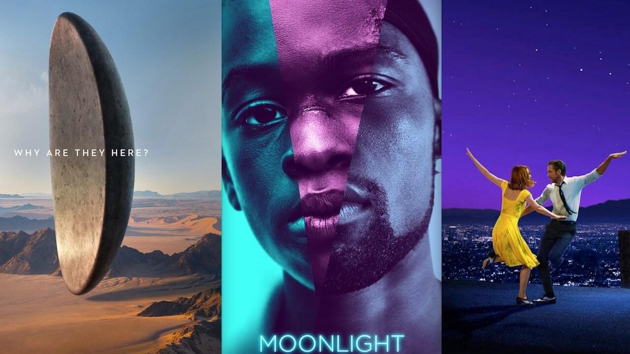 Oscars 2017, Moonlight, La La Land, Arrival