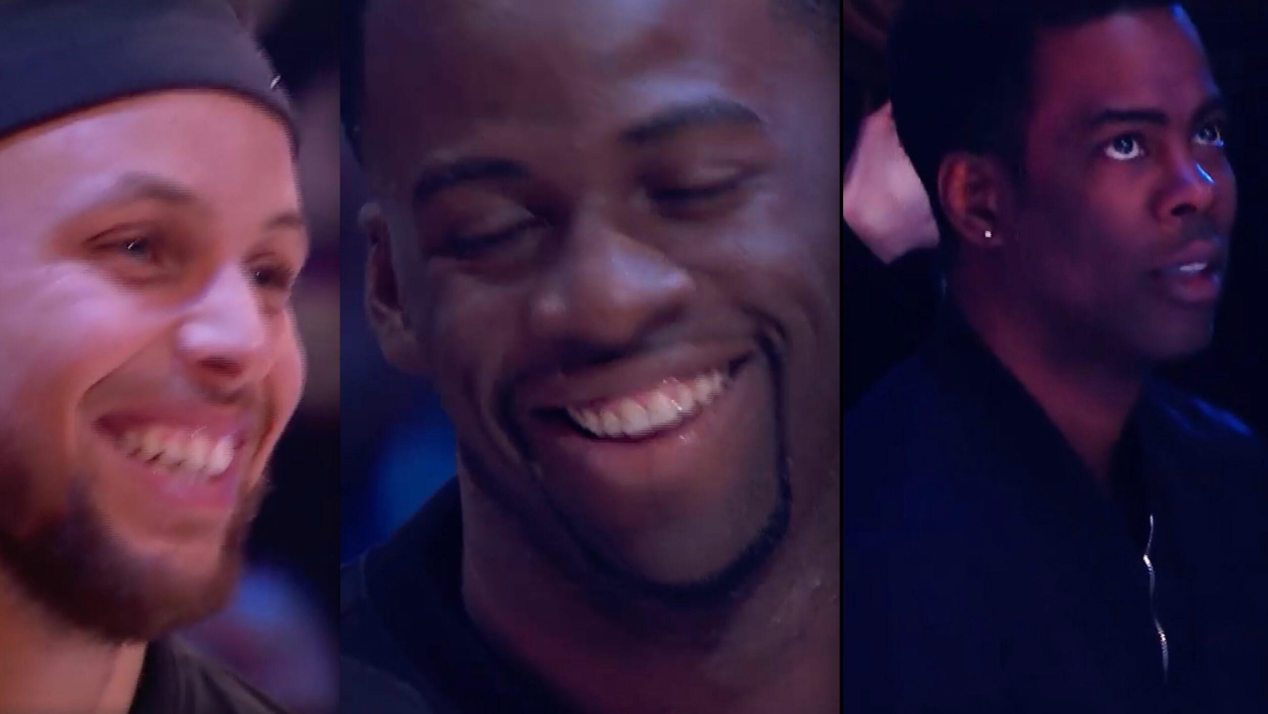Fergie singt Nationalhymne: So lachen sich die NBA-Spieler kaputt