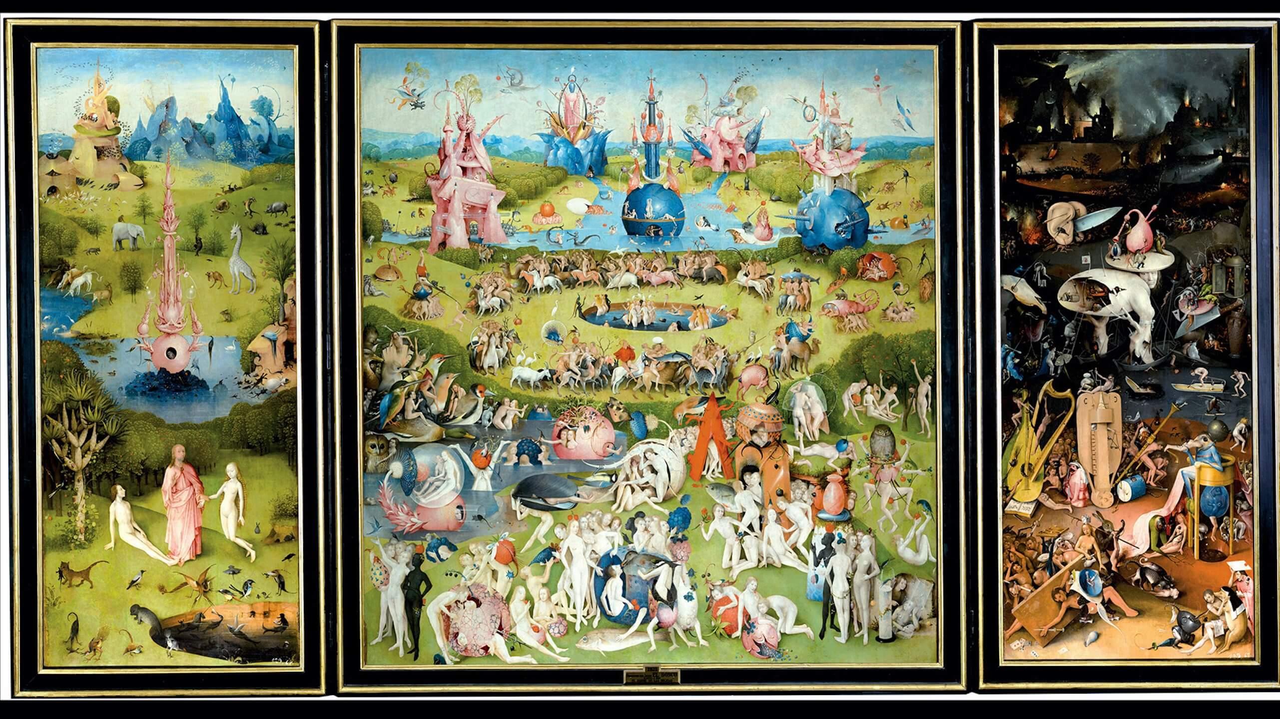Hieronymus Bosch Doku