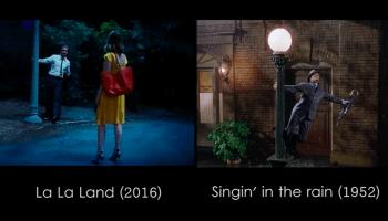 La La Land und West Side Story Referenzen