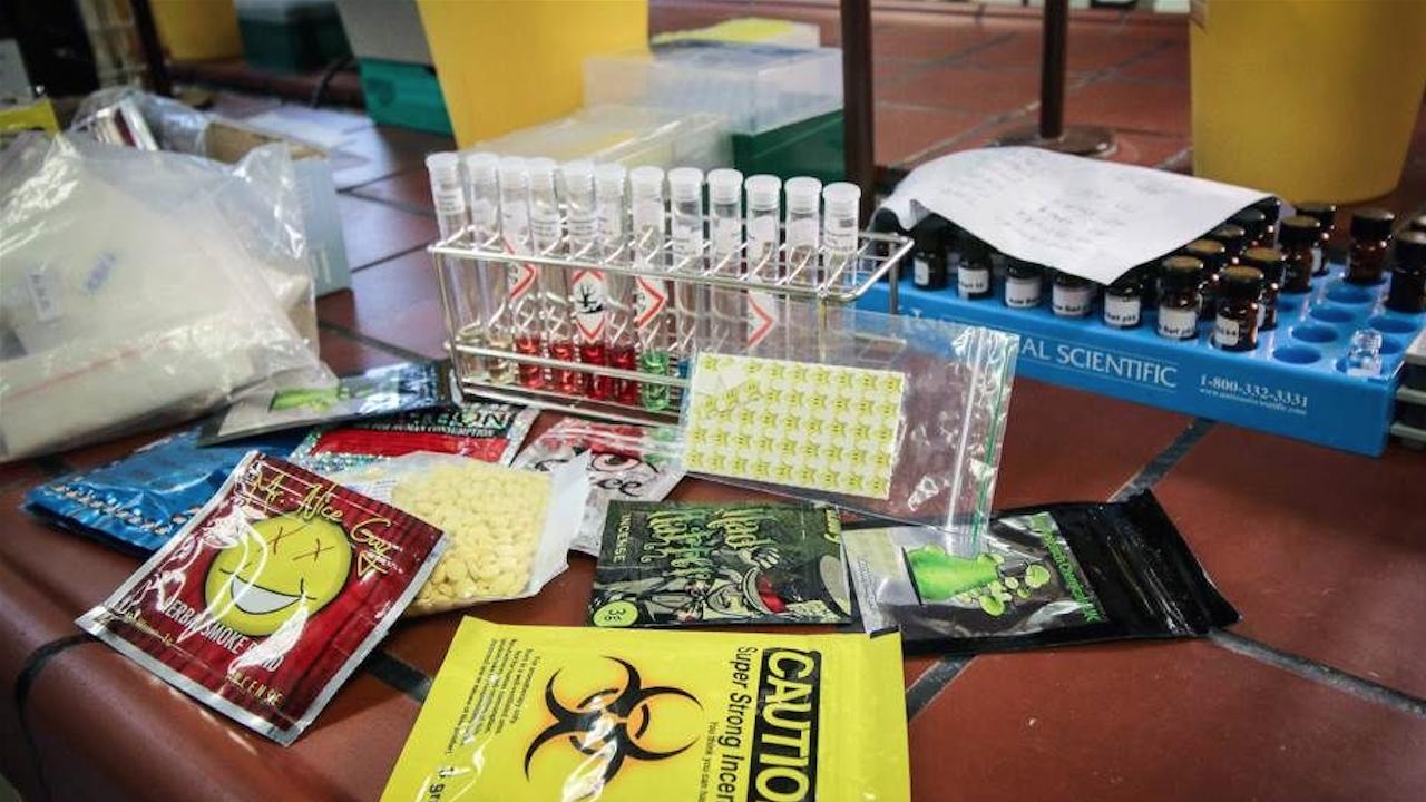 Legale Drogen imitieren die Wirkung illegaler Drogen. Foto: © Lutz Neumann