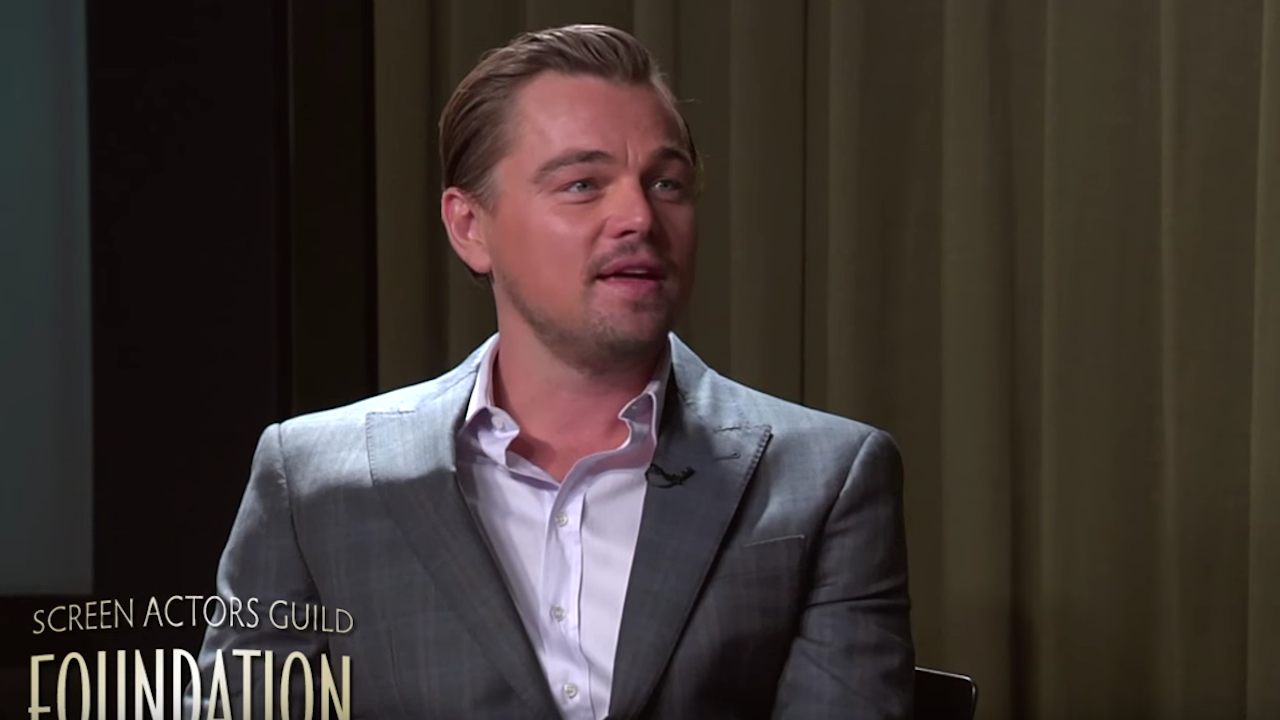 Leonardo DiCaprio im Interview mit der SAG Foundation