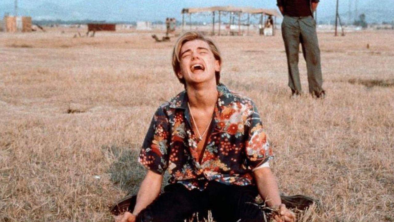 Romeo heult vor Schmerz. Symbolbild für Liste Perfekte Filme gegen Liebeskummer