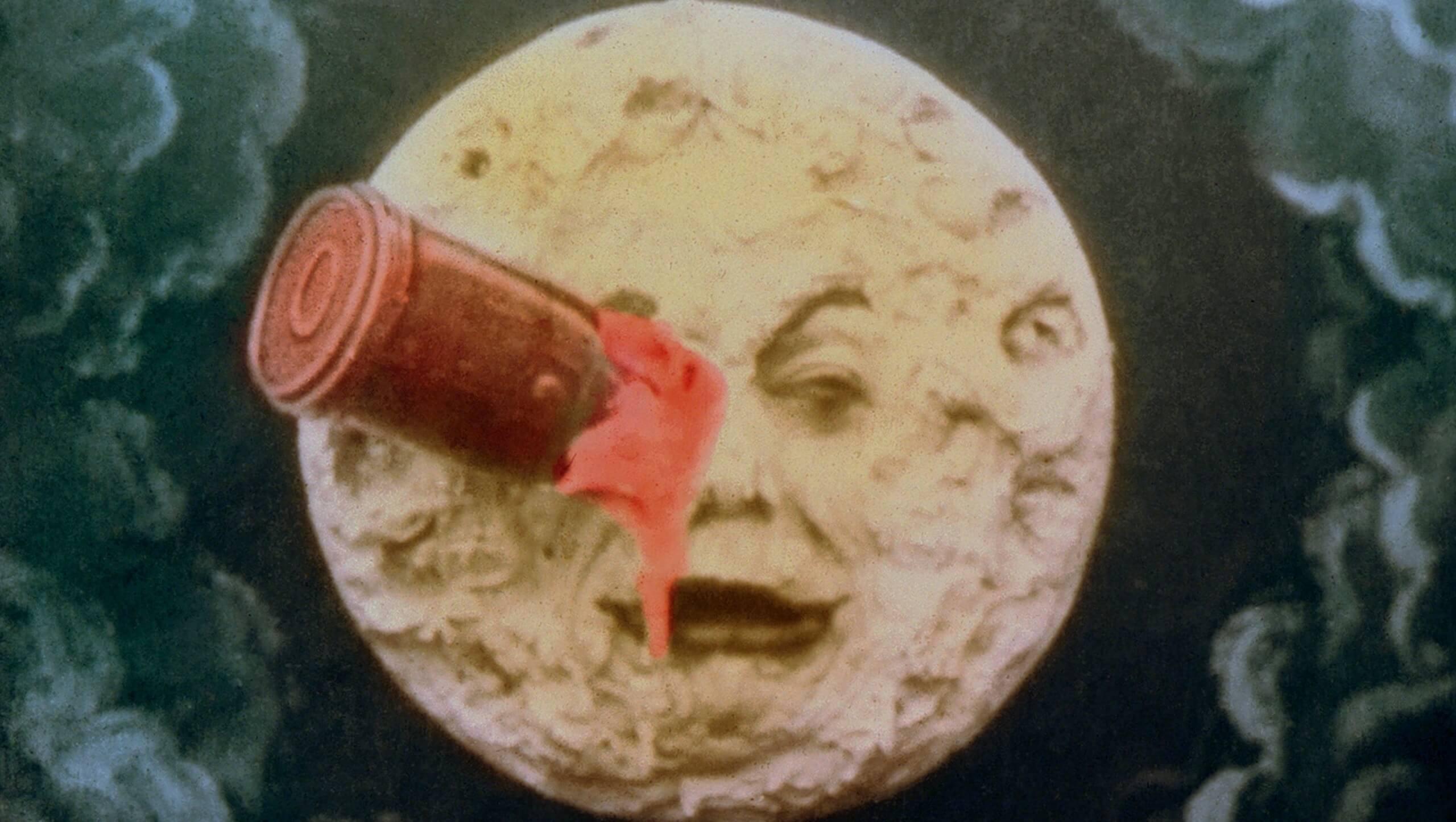 Reise zum Mond – und die Mond-Sendereihe auf Arte