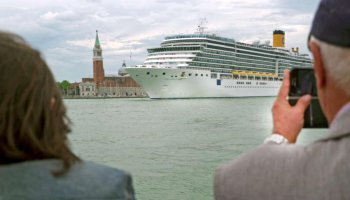 Venedig Doku - Ausverkauf eines Juwels? Über die Fluch der Touristen