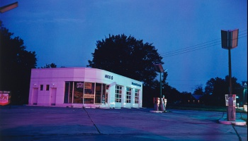 Photograph of William Eggleston