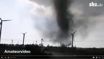 Wind & Regen oder Naturkatastrophe? – Streitgespräch über Tornado