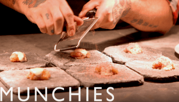 """Ivar Berglin reist in fünf Episoden """"Munchies Guide to..."""" durch Schweden und entdeckt die in ganz Europa immer beliebter werdende New Nordic Cuisine."""