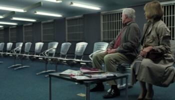 """""""One Of Those Days"""" ist ein Kurzfilm über ein Ehepaar, dass ausgerechnet am Tag des Jüngsten Gerichts einer folgenschweren Verwechslung zum Opfer fällt."""