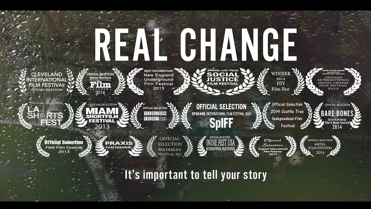 Real Change Kurzfilm
