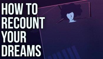 Träume erklären ist nicht so leicht, wie das Video zeigt