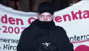 Screenshot aus Verräter! Vom schwierigen Ausstieg aus der Neonazi-Szene | ARD