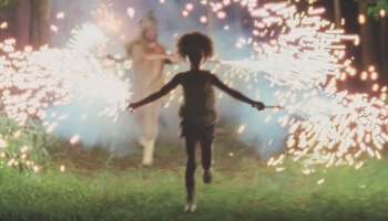 Beasts of the Southern Wild - Hushpuppy rennt