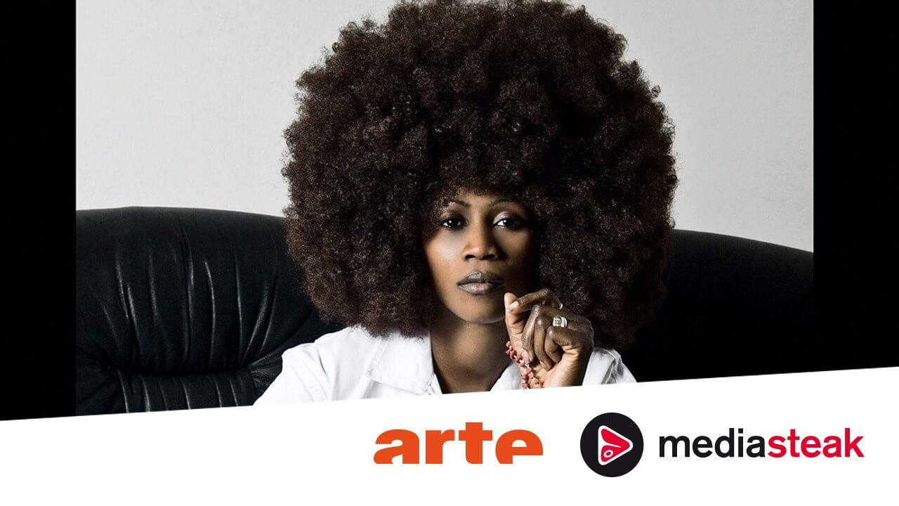 Arte Doku Tipps © Piranha Music Press/M.Mann Die senegalesische Rapperin Sister Fa