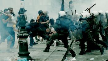 De Dokumentarfilm AGORÁ portraitiert die Eurokrise aus griechischer Sicht über einen Zeitraum von mehr als vier Jahren.