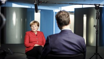 Angela Merkel Doku
