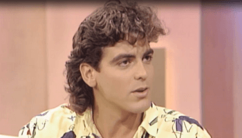 Clooney Talkshow-Auftritt