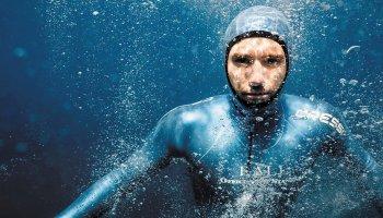 Doku über Extremsport: Apnoetaucher Guillaume Néry in 'Leben am Limit'