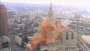 Beim Balloonfest wurden 1,5 Millionen Luftballons gleichzeitig in den Himmel steigen gelassen. Was soll schon schief gehen? Das musste Cleveland bitter erfahren.