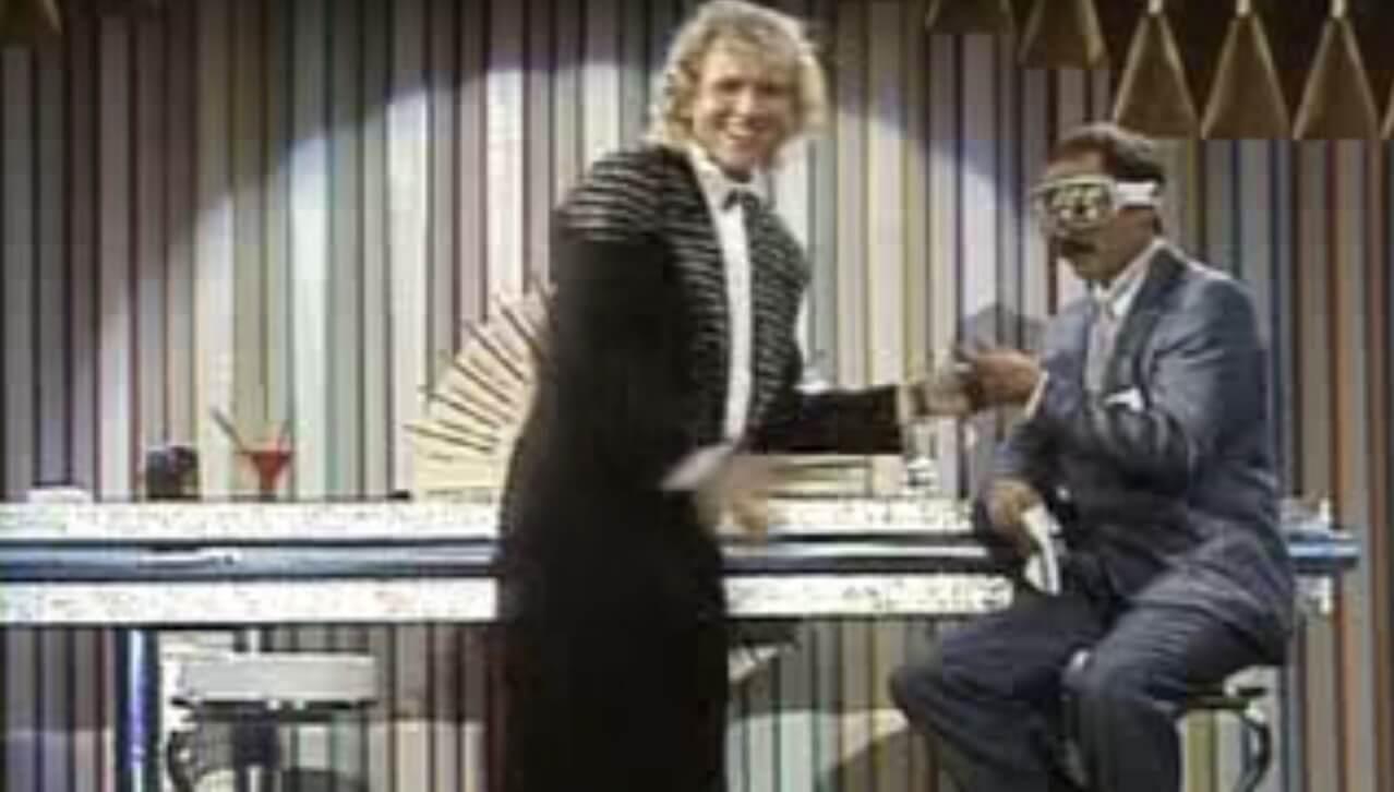 """1988 stellte Bernd Fritz die Fernsehshow """"Wetten, dass..?"""" von Thomas Gottschalk mit seiner legendären Buntstift-Wette bloß."""