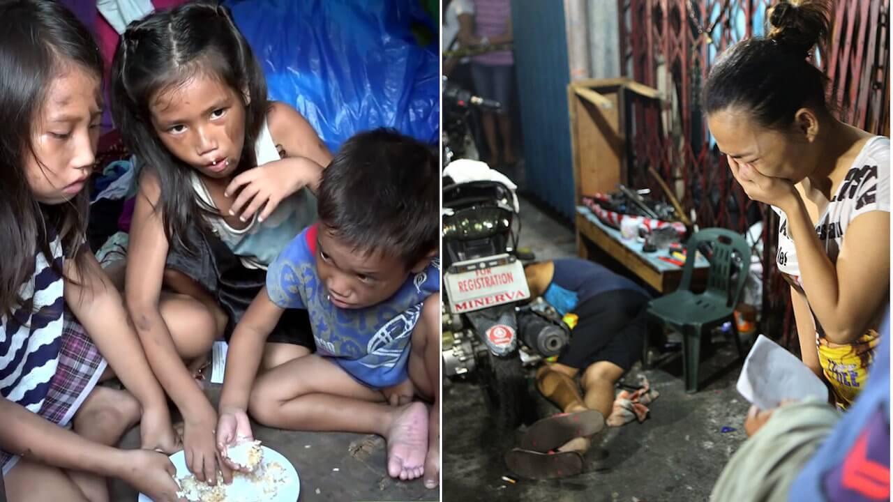 DUTERTES DROGENKRIEG - LEBEN AUF DEN PHILIPPINEN