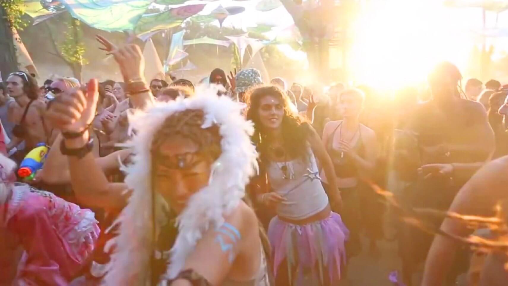"""Videotagebuch: """"Mein Festival - Flucht in Fremde Welten"""""""