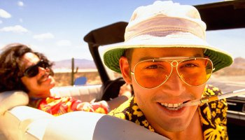 """Fear and Loathing in Las Vegas"" gehört zu den beliebtesten Roadmovies"