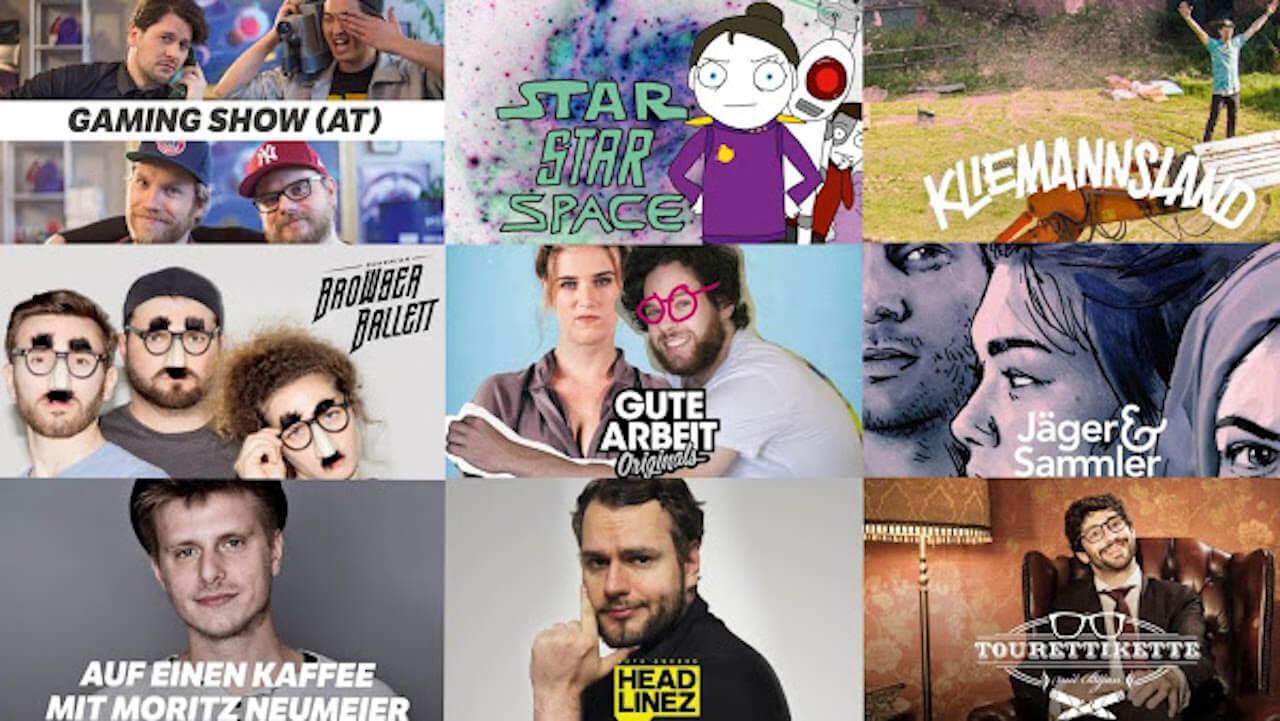 Ich habe mir mal funk genauer angeschaut, das neue Jugendangebot von ARD und ZDF. Hier kommen meine TOP 8 des neuen Netzfernsehens des ÖR.
