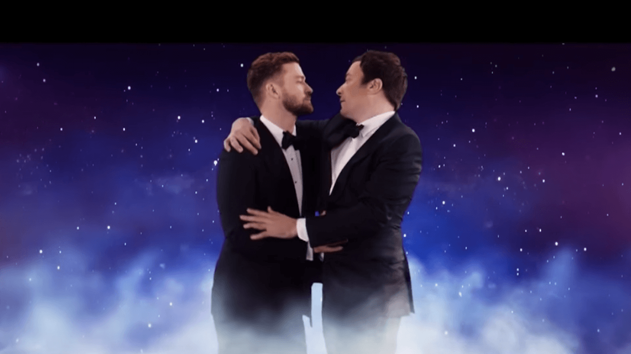 Jimmy Fallon und Justin Timberlake
