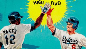 Die Geschichte des Erfinders der High Five