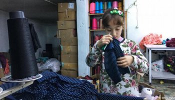 Kinderarbeit in der Türkei