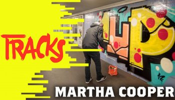 Martha Cooper – Fotografie-Legende trifft auf 1UP-Graffiti-Crew