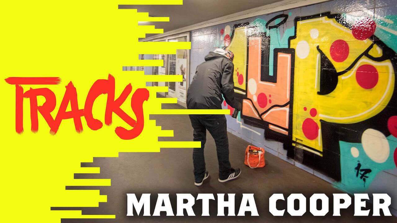 Martha Cooper – Fotografie-Legende trifft auf 1UP-Graffiti-Crew