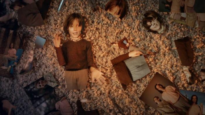 """Szene aus """"Out of Frame"""" von Sophie Linnenbaum."""