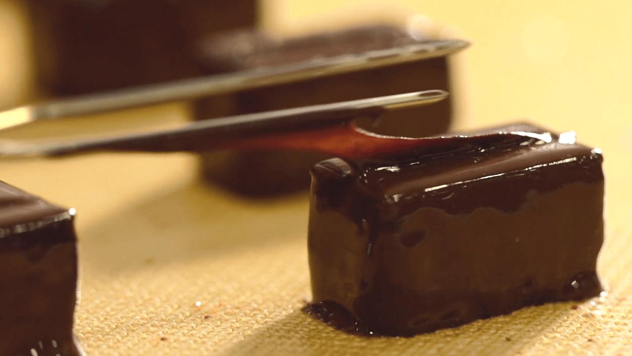 Schokoladenherstellung Video