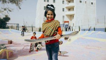 Skaten in Krisengebieten – Entwicklungshilfe auf dem Skateboard