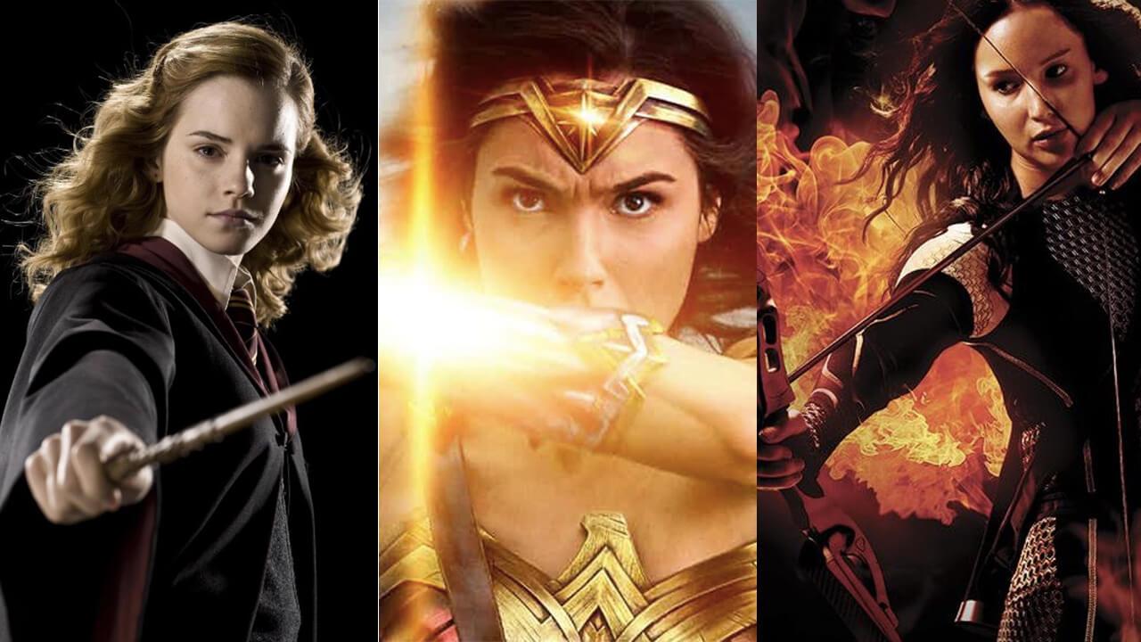 Diese Liste der starken Frauen im Film beeindruckt selbst Superman
