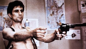 """Martin Scorseses 'Taxi Driver' ist das Psychogramm eines sonderlichen Taxifahrers, der von dem """"menschlichen Abschaum"""" New Yorks angewidert ist."""