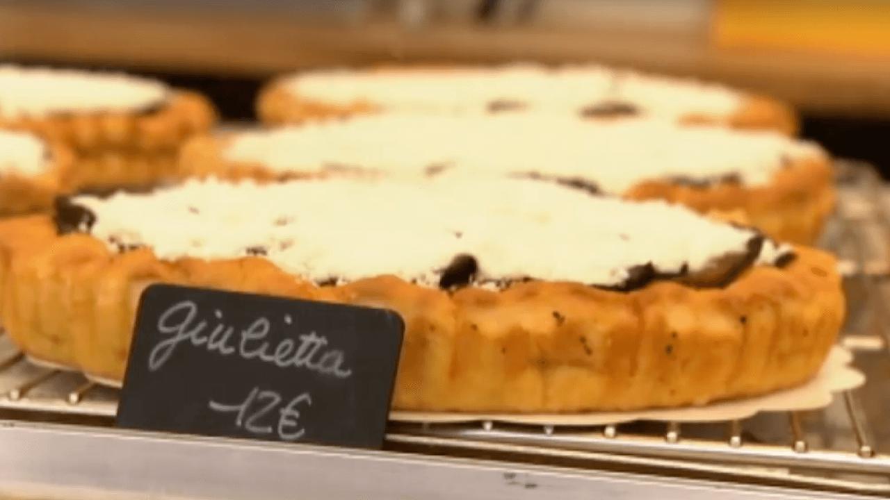 """Früher war sie ein Arme-Leute-Essen, heute ist die """"Tielle"""" eine Delikatesse in Frankreich."""