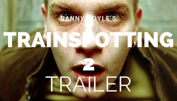 Filmstill Trainspotting, Ewan McGregor als Mark Renton