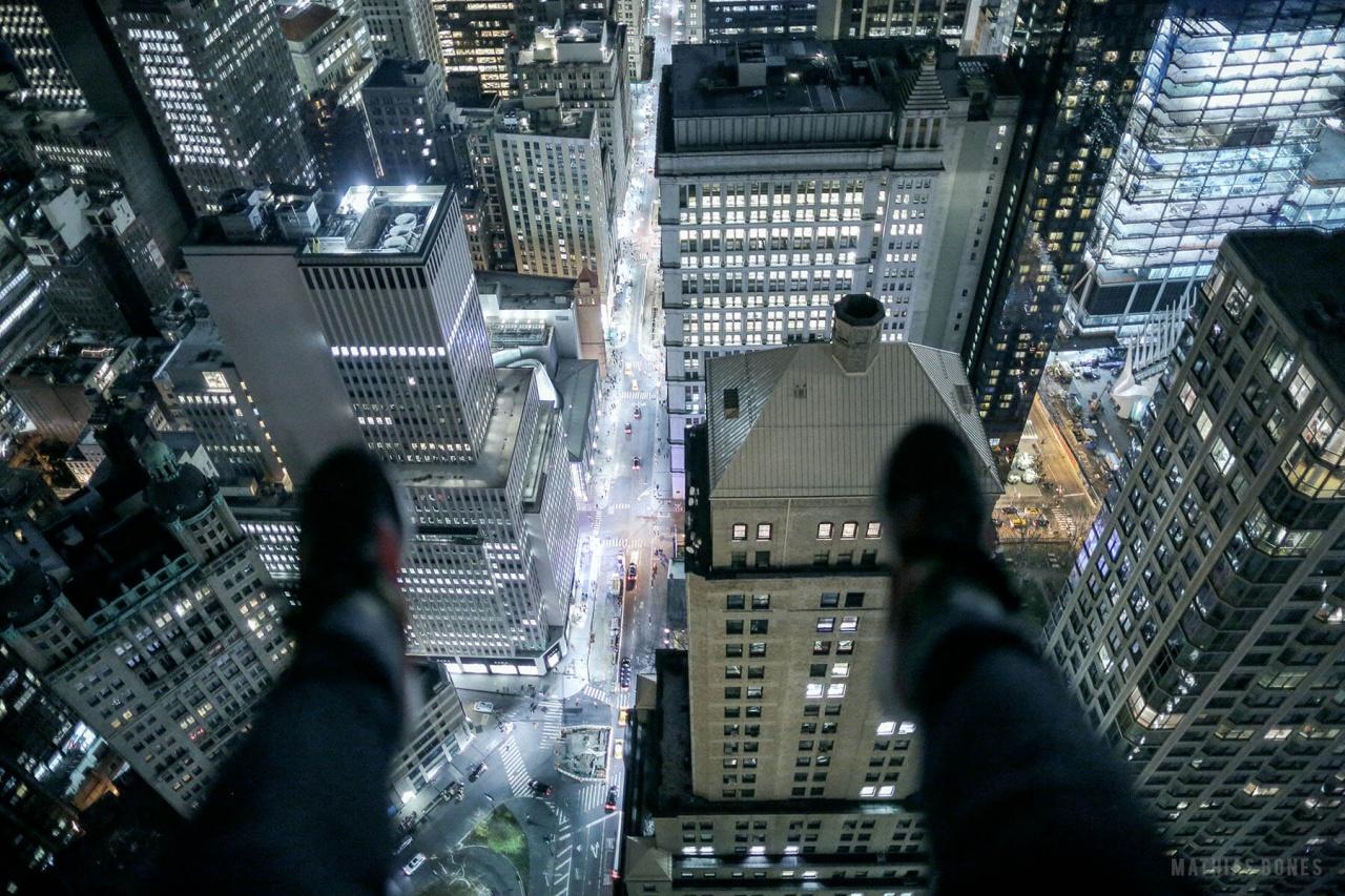Schwindelerregende Höhen: 'Urban Explorers' nimmt uns mit auf acht urbane Abenteuer in die Metropolen der Welt.