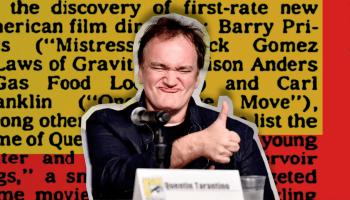 Dieses interessante Video über Quentin Tarantinos Filmkunst erklärt, auf welche einmalige Art der Ausnahmeregisseur Filme erzählt und gestaltet.