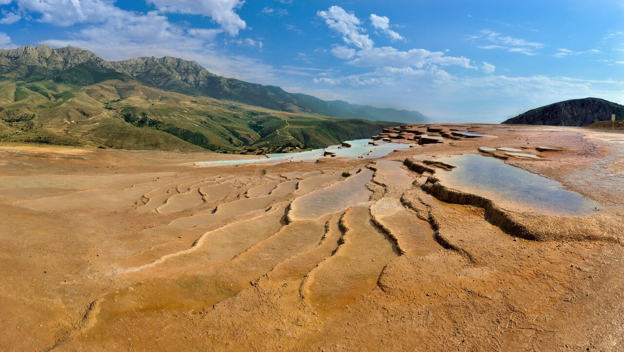 Wassernotstand im Iran