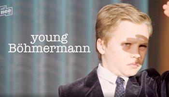 Young Böhmermann