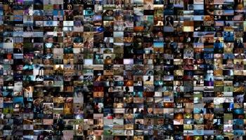 """Candice Drouet lässt in """"1.000.000 Frames"""" fantasievolle Filmkompilationen entstehen."""