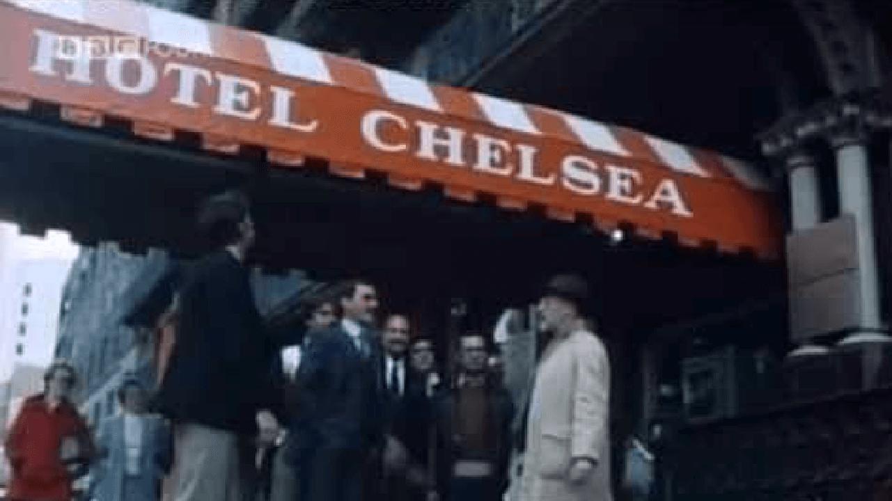 Chelsea Hotel Doku