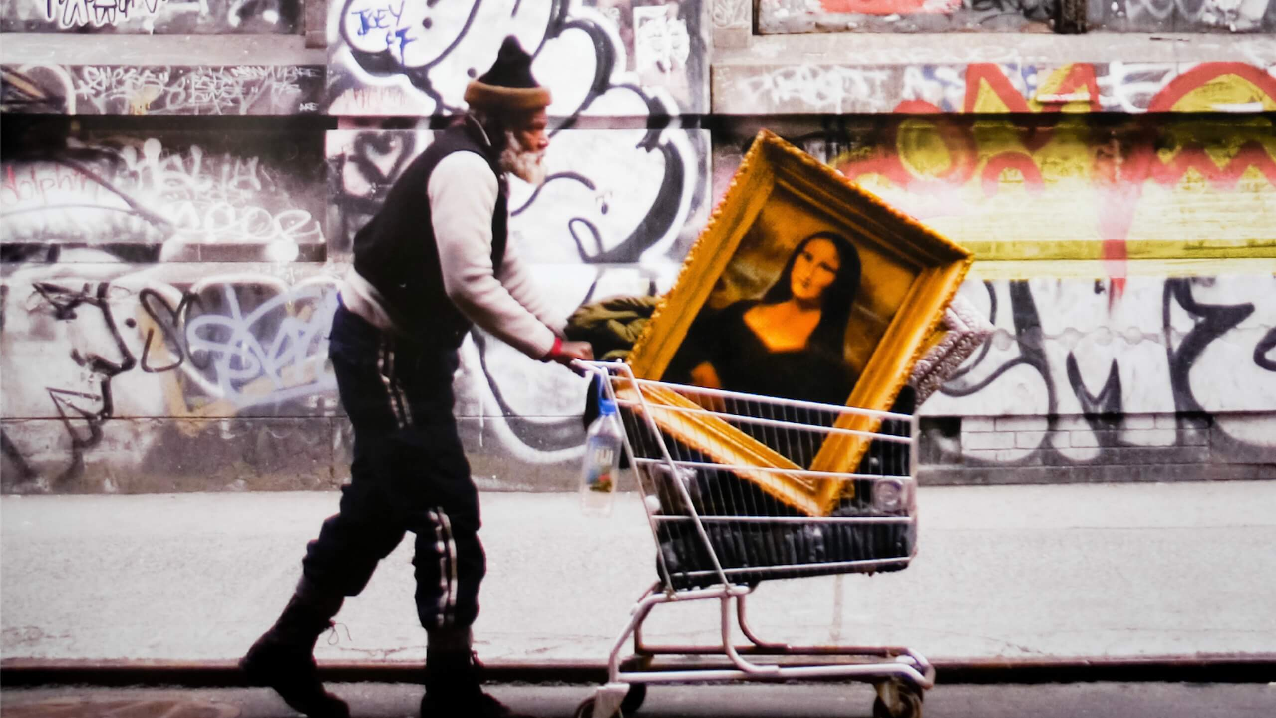 Exit Through the Gift Shop – Banksy Film