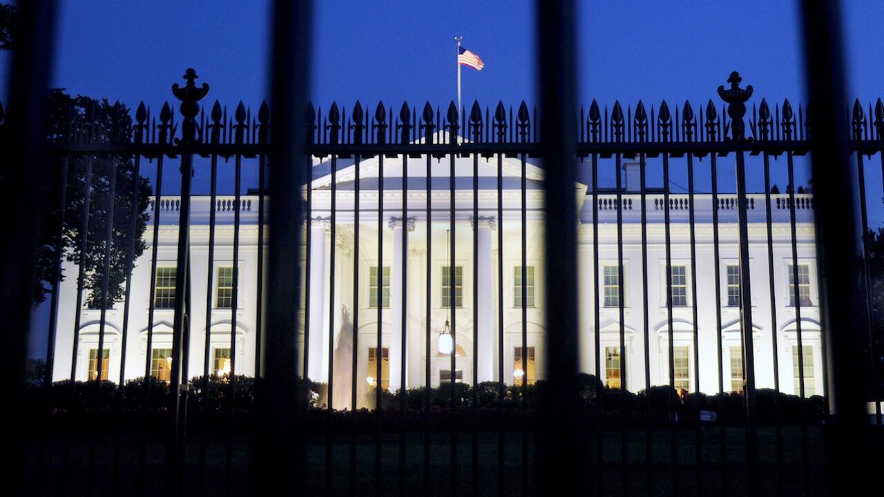 Jede Regierung luegt: Das Weiße Haus