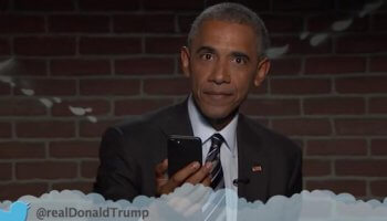 Obama liest 'mean tweets'